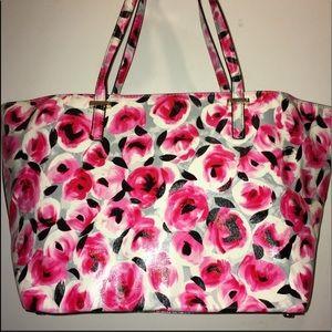 Kate Spade Cedar Street Rose Harmony Tote Bag EUC!